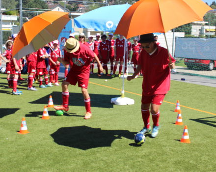 Fussballcamp, Zollikon: Fotos